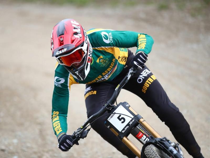 UCI MTB World Championships 2021 - DH race resume, result: wins Greg Minaar