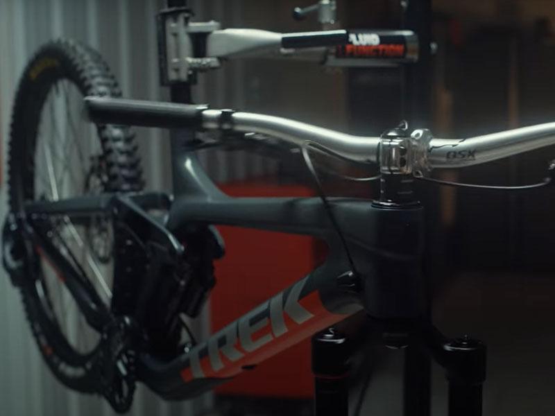 Brandon Semenuk Rampage Trek Session Bike Build | EurekaBike