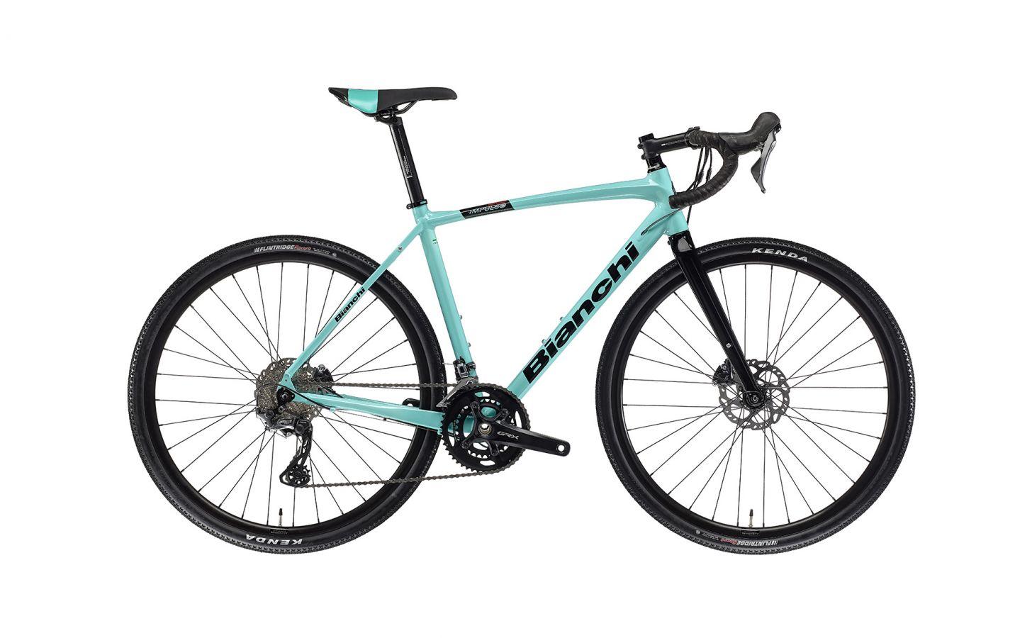 eCity Bike Bianchi Impulso E- AllRoad Tourer Deore 1x11SP