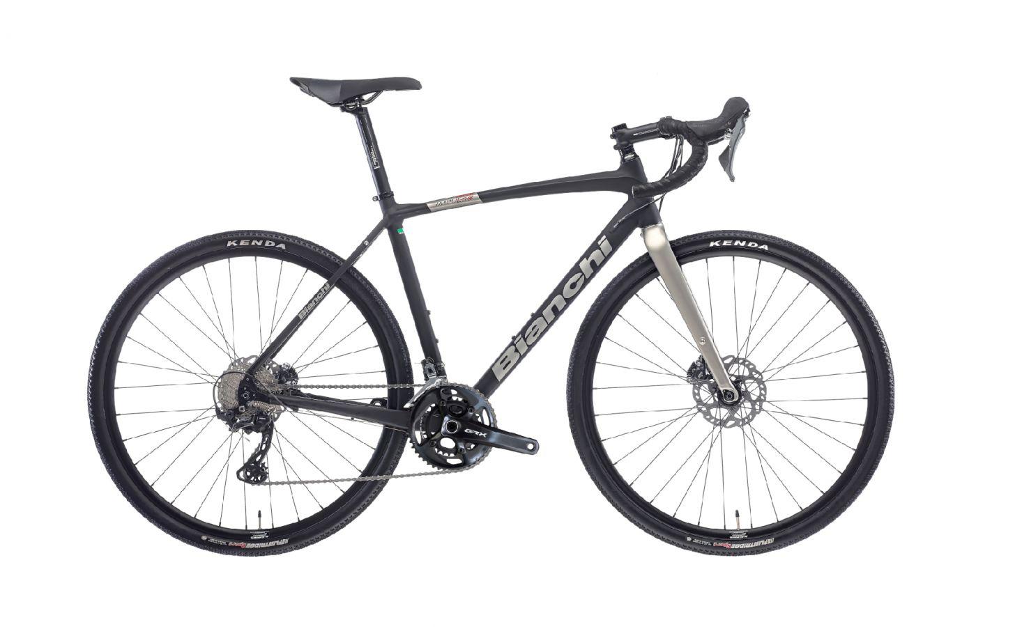 Gravel & CX Bike Bianchi Impulso AllRoad GRX 810 11SP