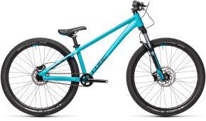 2012100037-00013-00001 - Cross Country MTB Cube Flying Circus - 2021 petrol´n´black - M (New Bike, Scandiano)