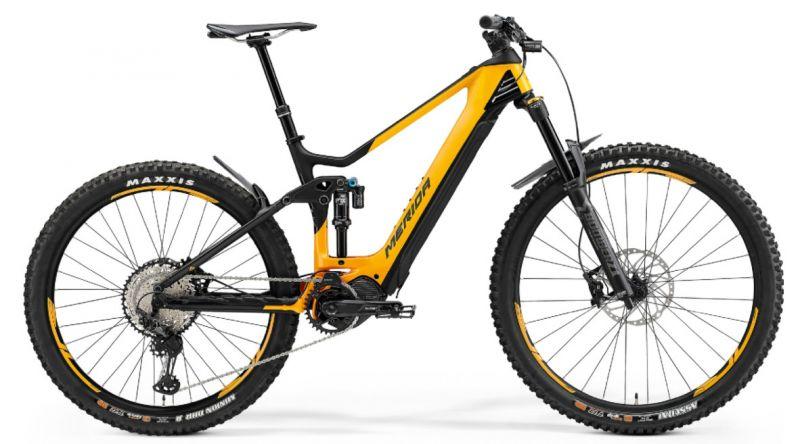Merida eONE-SIXTY 8000 CFA 2021 Arancio M