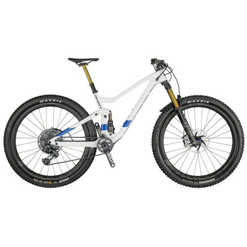 2011290031-00180-00001 - All Mountain MTB Scott Genius 900 Tuned AXS - 2021 Standard Color - M (Evolution Bikes, Casapulla)